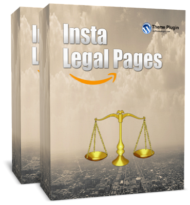 Legal Pages WordPress Plugin - InstaLegalPages